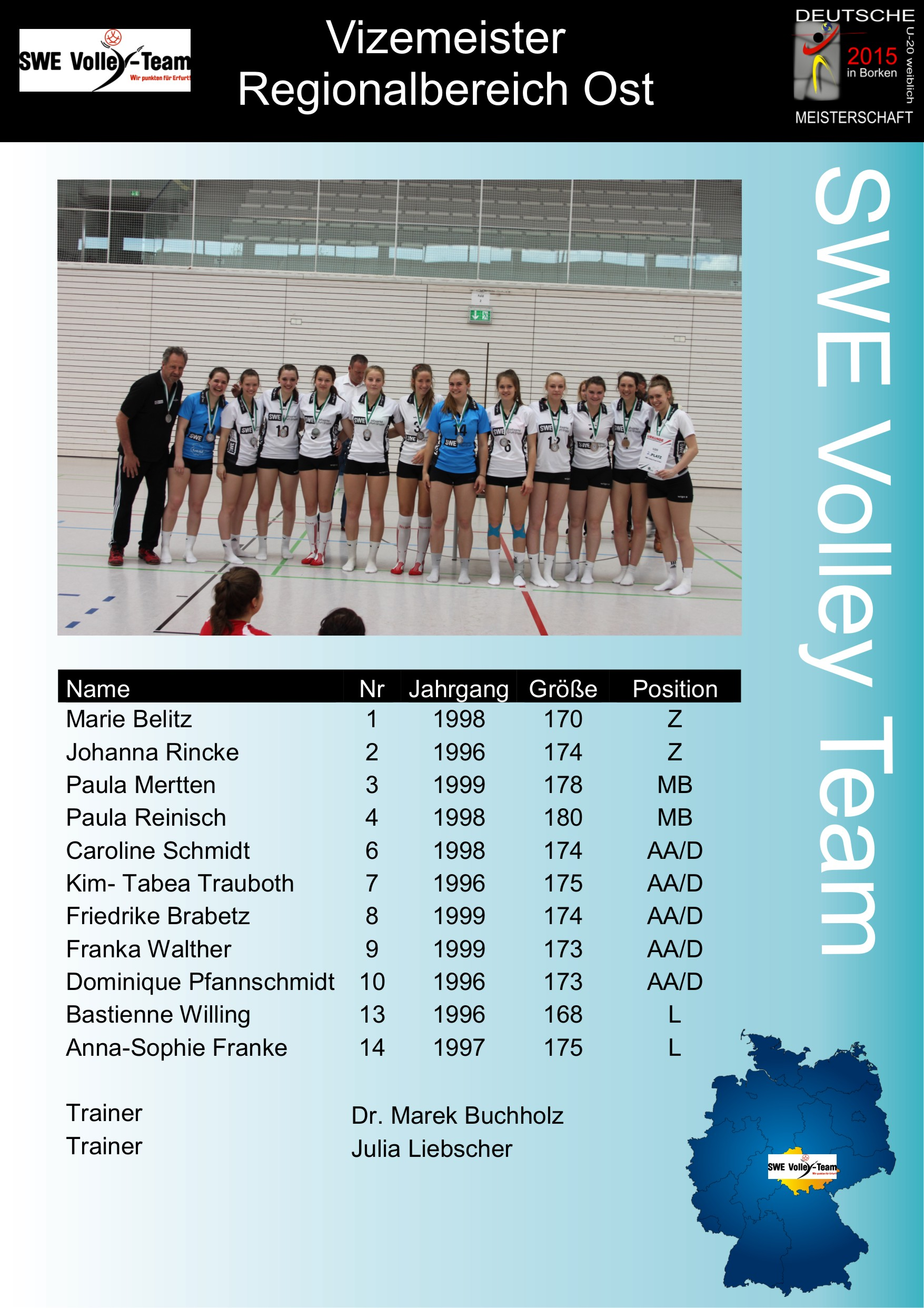 SWEVolleyTeam